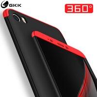 GKK Xiaomi Mi 5 Telefon Fall Schlank Rüstung Fall Für Xiaomi 5 5S Fall Voll Schutz Dünne Mode Xiao mi 5 Mi5s Matte Telefon Abdeckung
