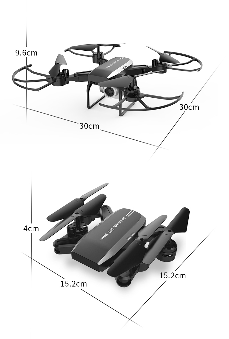 KY606D 4k HD 1080p Camera Drone with 20 Minutes Flight time for Aerial Photography 24