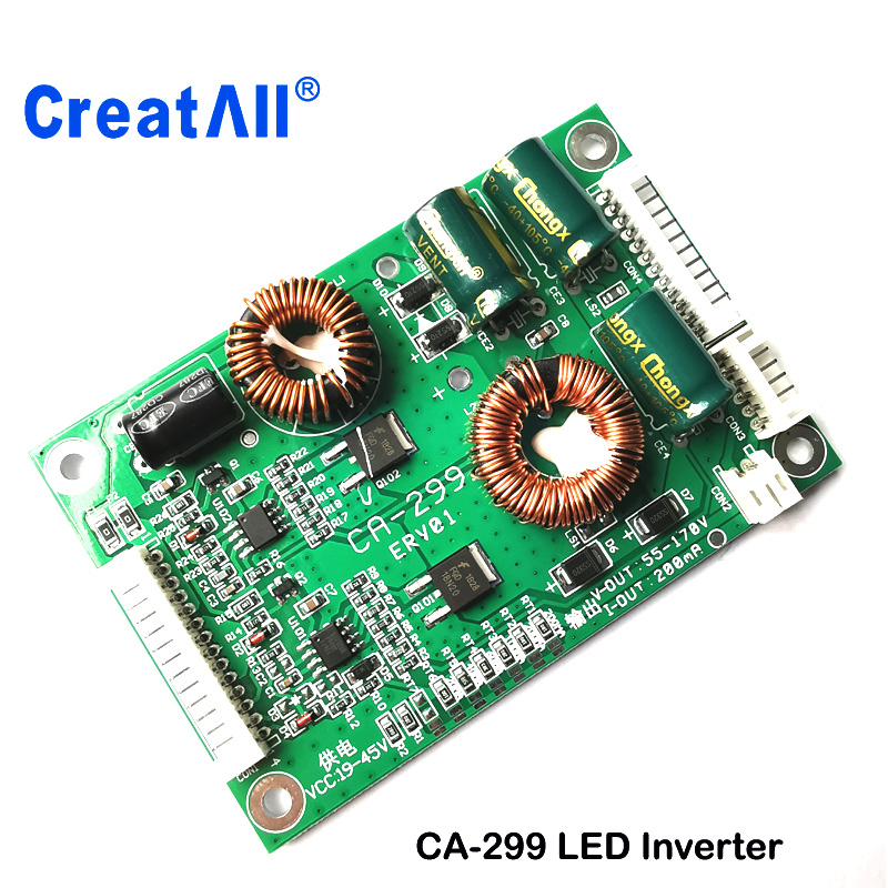 10pcs CA-299 General 26-55-inch LED Backlight TV Constant Current Board High-pressure Universal Led TV Backlight Driver Board