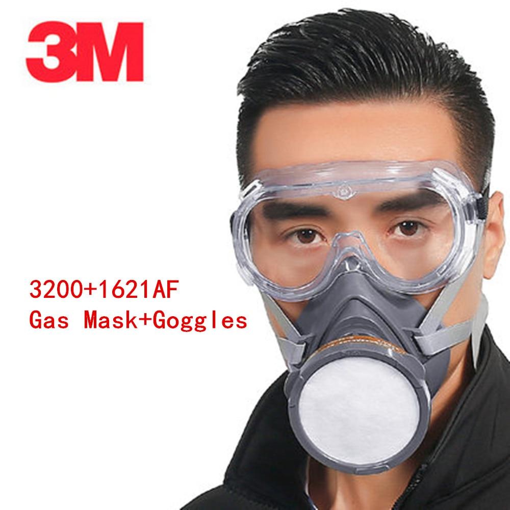 3m 3200 masque