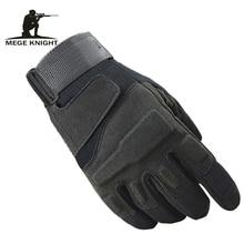 Тактические Перчатки Мужчины Открытый Половина Finger Спорт Перчатки Противоскользящие Велосипедные Перчатки Носки Пальцев Тренажерный Зал Перчатки Военные Tatical