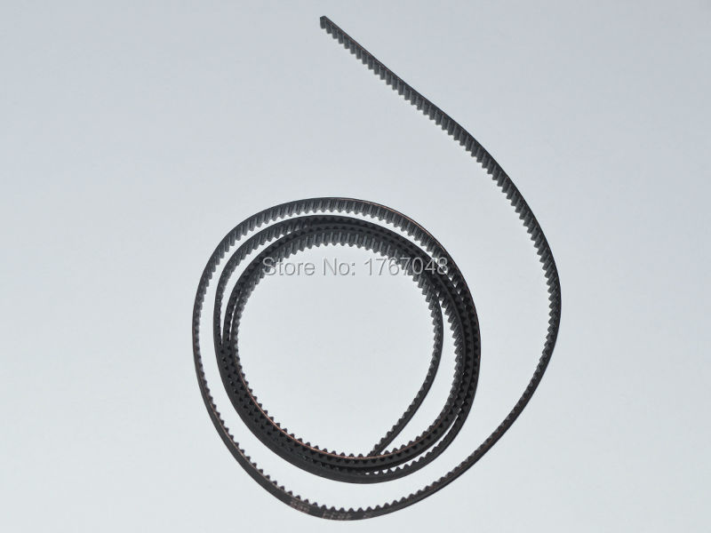 Hot sale 2 meter GT2-6mm open timing belt width 6mm GT2 belt 3d printer parts 2m