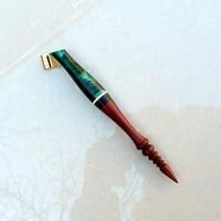 Top Quality Handmade English Calligraphy Copperplate Oblique Dip Pen Holder European Gift Vintage Dip Pen