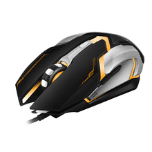 Professional Mice 6 Buttons Gaming Mouse 5000DPI LED Optical USB Wired Computer Mouse Cable Mouse Gamer Peripherals