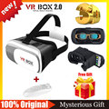 VR BOX 2.0 Virtual Reality 3D Glasses Google Cardboard VR Shinecon 3.0 BOBO Z4 Goggles VR Helmet+ Bluetooth Remote Controller