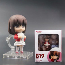 Nendoroid 819 Anime Saenai Heroine no Sodatekata Kato Megumi Action Figure Cute Girl PVC Model Collection Toys 17cm saenai heroine no sodatekata katou megumi sexy anime action figure pvc brinquedos collection toys for christmas gift