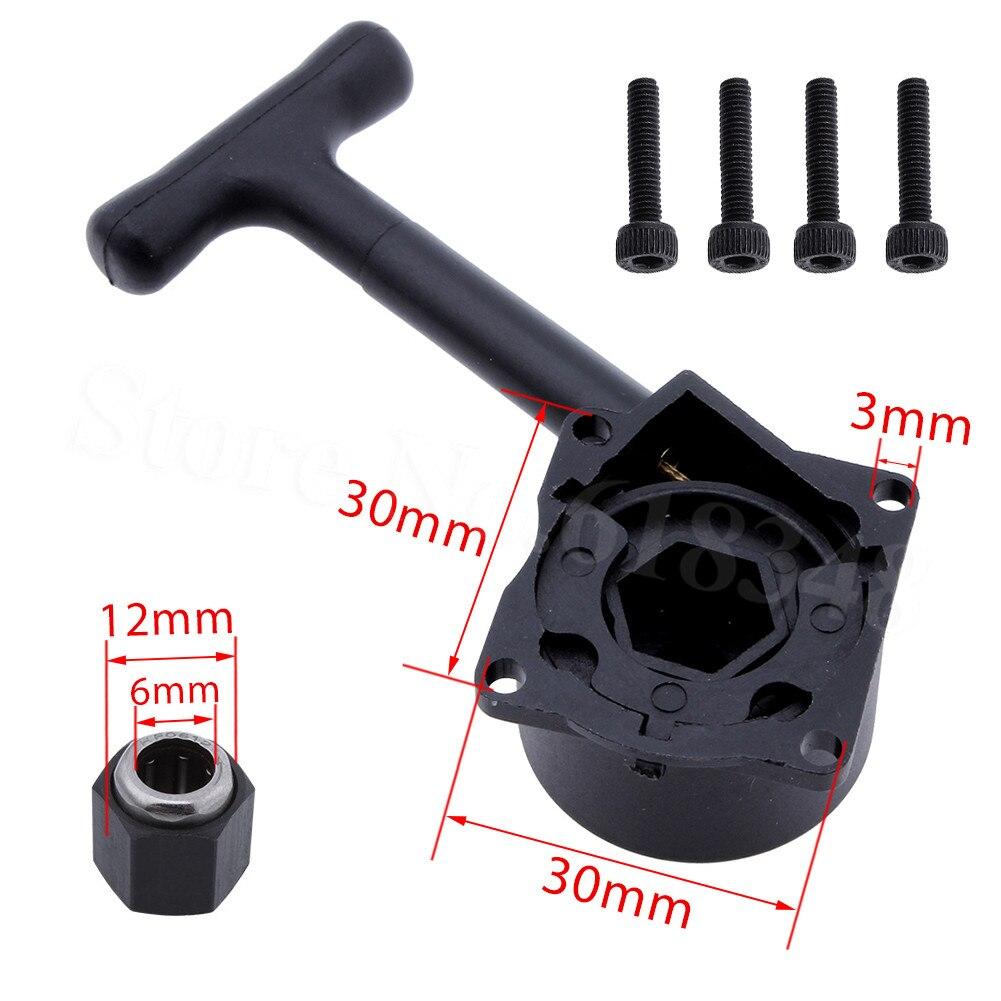 2pcs Hex Nut One Way Bearing R025-12mm Parts HSP 1:10 RC Car Nitro Engin  X