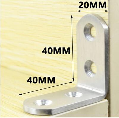 Cheap furniture cabinet metal framing brackets manufacturer, 40mm ...