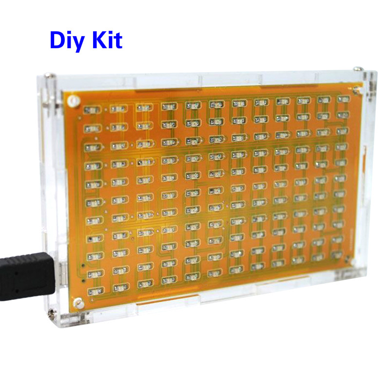 Aiyima LED музыкалық спектралды талдағышы - Басты аудио және бейне - фото 2