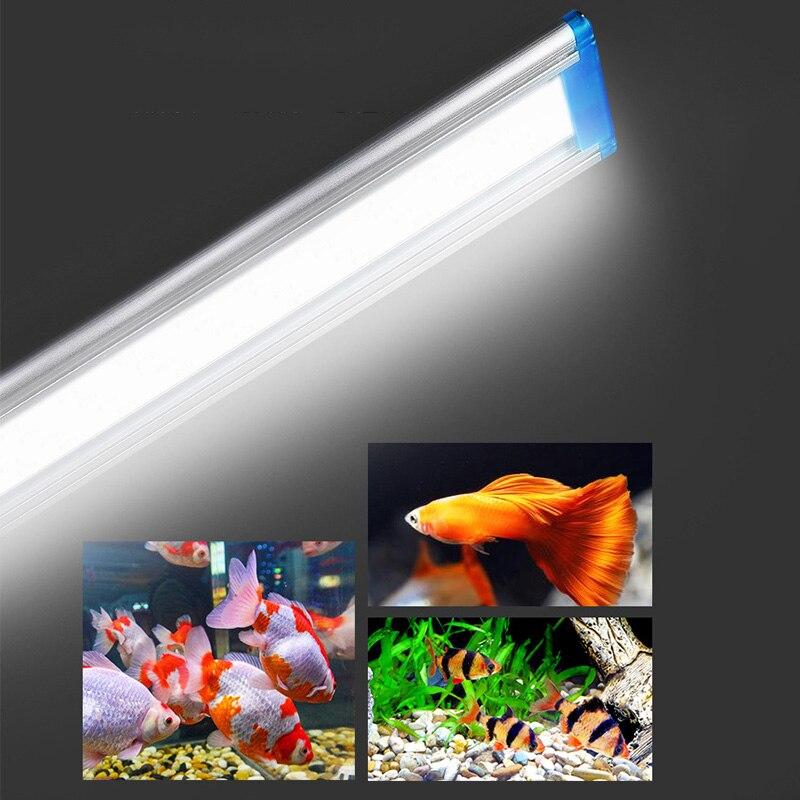 Clip Lampe Sur Éclairage 18283848 Pour Aquarium Aquatique Cm Étanche Plante Lumière Mince Extensible Super Led xBedorC
