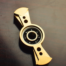 1 piece Tri-Spinner Fidget Toy 5 Colors Plastic EDC Hand Spinner for Autism and ADHD Rotation Time Long Anti Stress Toys