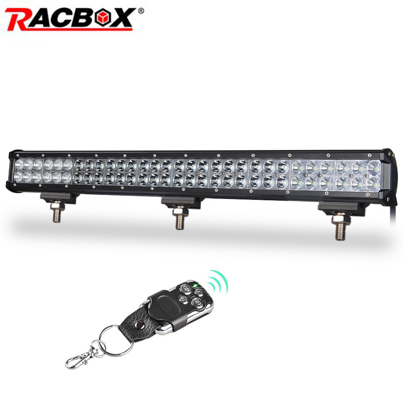 180W 28 inch Offroad LED Light Bar Work Lamp Combo Beam 12V For Truck Tractor Trailer ATV UTV SUV UAZ 4X4 Boat 4WD Extra Light стоимость