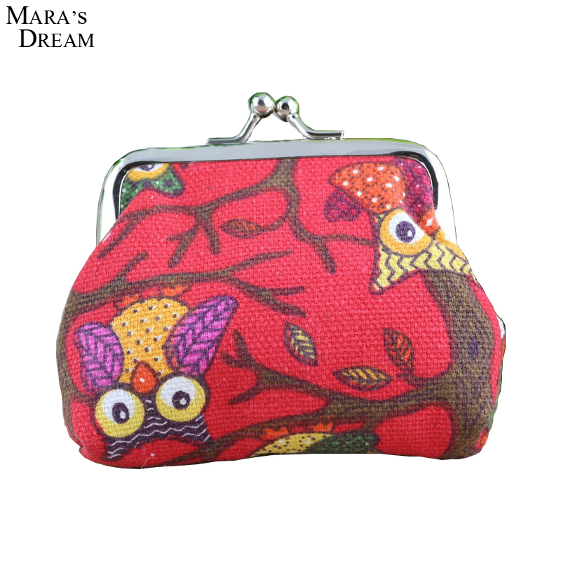 Mara's Dream 2017 Hot On Sale Wallets For Womens Hasp Owl Pattern Female Wallet Card Holder Coin Purse China Lady Linda bolsita write on labeled group aluminum lockout hasp