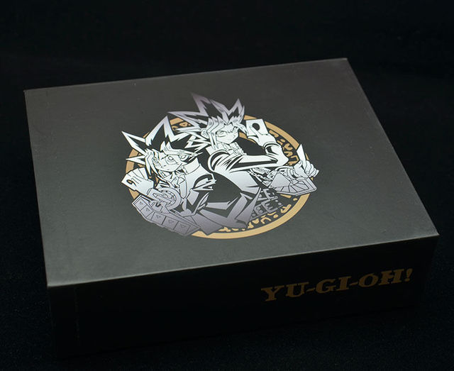 Anime Jeu Yu-gi-oh! Millénium articles Puzzle oeil collier porte-clés pendentif 8 pièces ensemble + boîte
