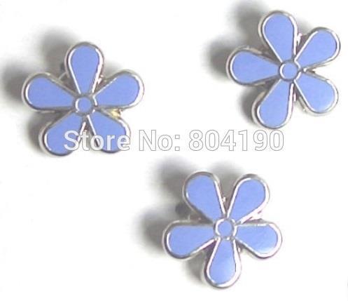 WHOLESALE MASONIC FLOWER FORGET ME NOT Symbol Emblem Metal Lapel Pin Badge Hat Badge Biker retro