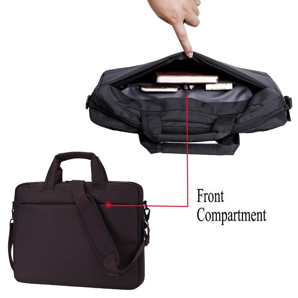 Image 3 - Nlylon Waterproof Laptop Bag 17.3 Inch For Macbook Pro 15 Notebook Bag 13.3/14 Inch Laptop Bag 15.6 For Macbook Air 13bags trumpetlaptop bag bicyclebag model -
