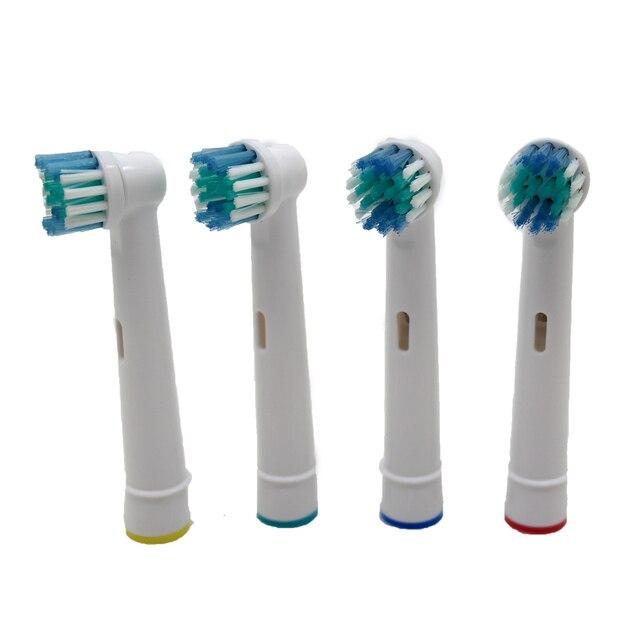 Replacement Brush Heads For Braun oral B D12,D16,D29,D20,D32,OC20,D10513, DB4510k 3744 3709 3757 D19 OC18 D811 D9525 D9511 1