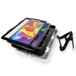 Image 2 - 전체 보호 갑옷 10.1 T580/탭 E 9.6 T560 하이브리드 PC 실리콘 커버 20 개/몫