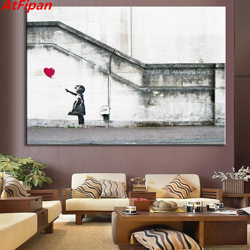 Modern Wall Decorations For Living Room Online Get Cheap Bright Wall Art Aliexpresscom Alibaba Group