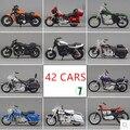 Новый Мотоцикл серии 1:18 maisto Harley двигателя модель коллекция оптовая Road King Sportster Железа 883 велосипед литье под давлением горячей продажи мальчик