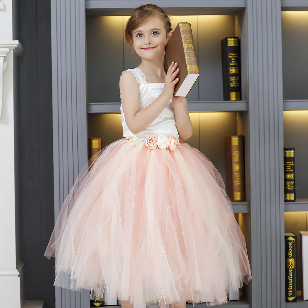Online Get Cheap Shabby Chic Flower Girl Dresses -Aliexpress.com ...