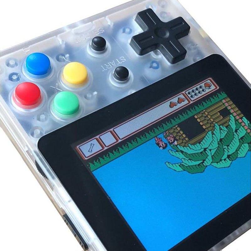 Mini Jeu Console2.6 POUCES carte de Soutien TF Rétro Console de Jeu Vidéo Jeux De Joueur De Jeu