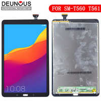Nouveau pour Samsung Galaxy Tab E 9.6 SM-T560 T560 SM-T561 écran LCD écran tactile numériseur matrice panneau tablette pièces d'assemblage