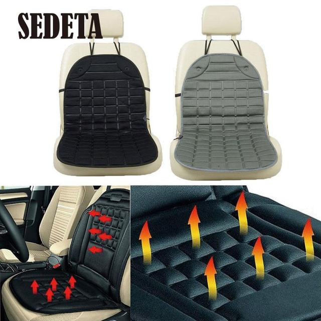 12-24V Thickening Car Auto Vehicle Seats Heater Heated Winter Warmer Cushion