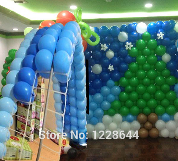 Buy free 20pcs lot balloon decoration for Balloon arch decoration kit