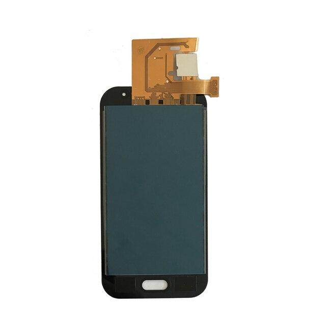 100% test Pour Samsung Galaxy J1 Ace J110 SM-J110F J110H J110FM Écran lcd Avec Écran Tactile Digitizer Assemblée Peut pas ajuster 1