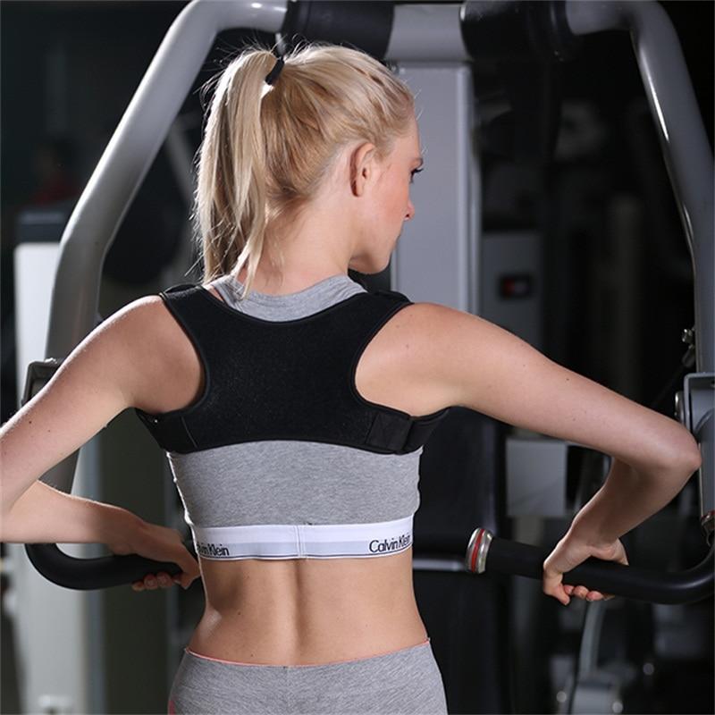 Adjustable Upper Carset for Posture Humpback Back Shoulder Pain Relief Corrector Men Women Student