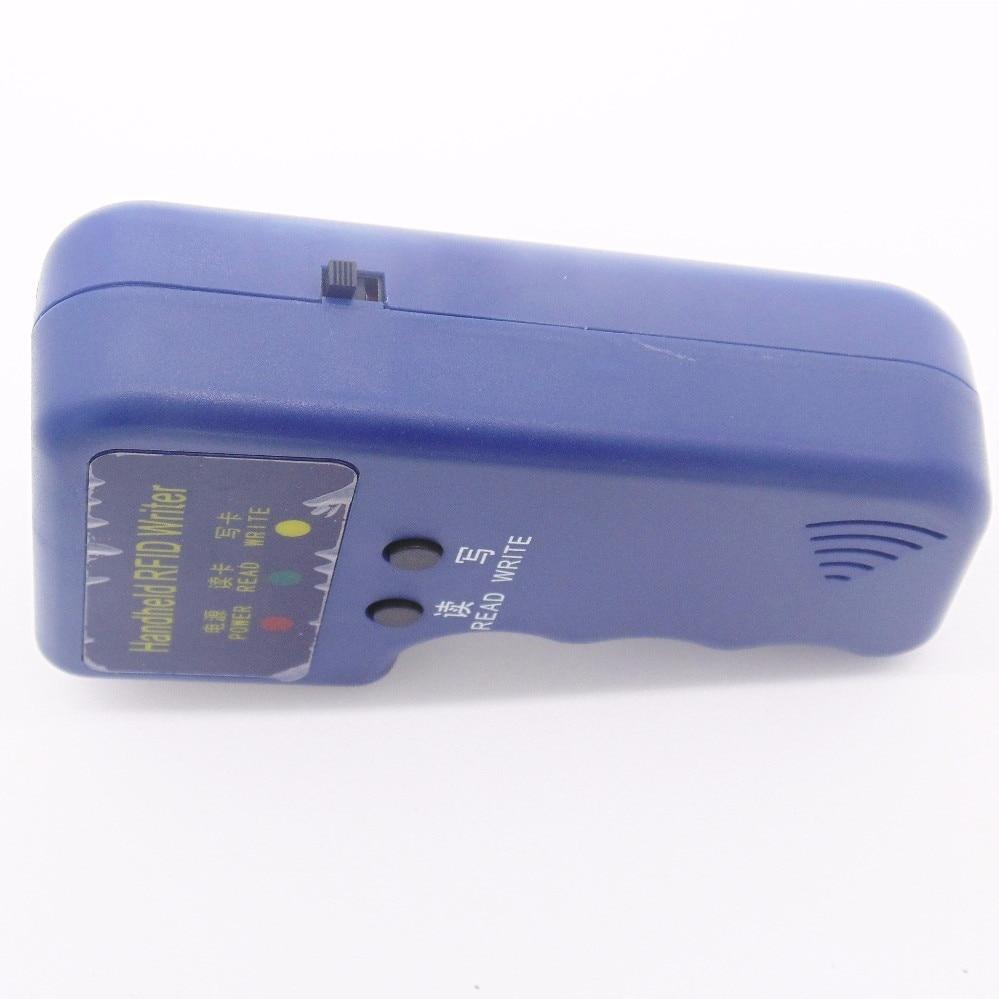 Handhållen 125 kHz kopiator RFID Smart ID-kortduplikator Används - Säkerhet och skydd - Foto 4