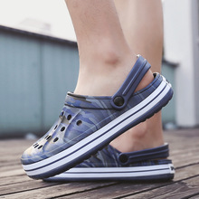 2019 New Men Sandals Summer Flip Flops Slippers Men Outdoor Beach Casual Shoes Cheap Male Sandals Water Shoes Sandalia Yasilaiya
