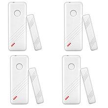 New Intelligent Wireless Door Window Gap Sensor Detector 433MHz For Our Alarm System