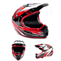 Motorcycle Full Face Helmet Motorcross Sports Off-road Race ECE DOT ABS Non-lens