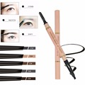 Lady Triangle Eyebrow Pencil Core Waterproof Eyebrow Pencil Eye Brow Pen Natural  Make-Up Tools 5 color for choose A2