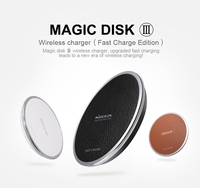 NILLKIN Magic Disk III Wireless Fast Charger For Samsung S6 S7 S7 Edge S8 Plus Note