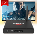 100% Original YUNDOO Y7 TV Box Smart Android 6.0 KD 16.1 Set Top Box 64bit KD 16.1 4Kx2K Amlogic S905X Quad Core LED Display