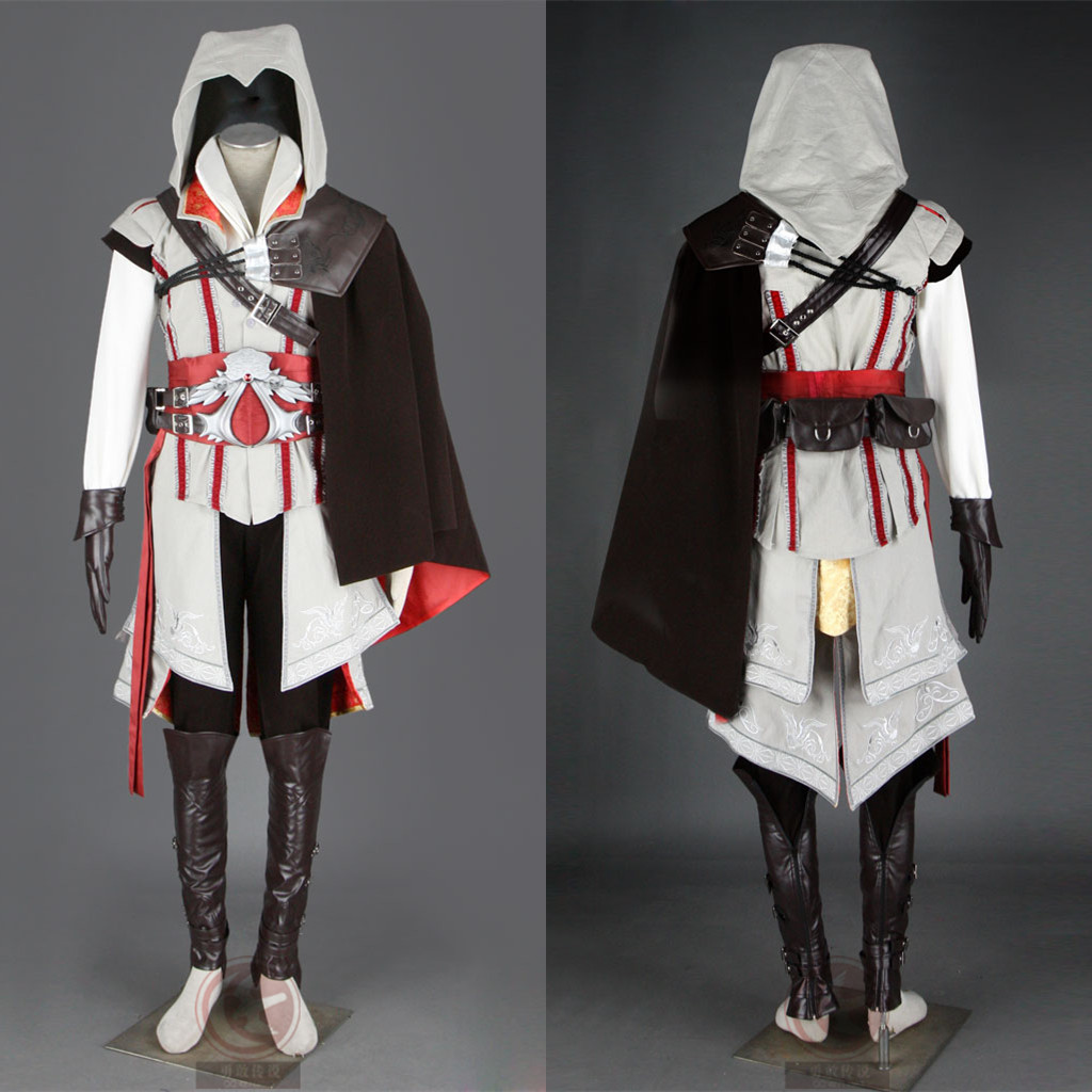 Assassins Creed Ii Ezio Kids Costume On Aliexpress Com Alibaba Group - Ezio auditore cosplay costume from assassin s creed ii anime