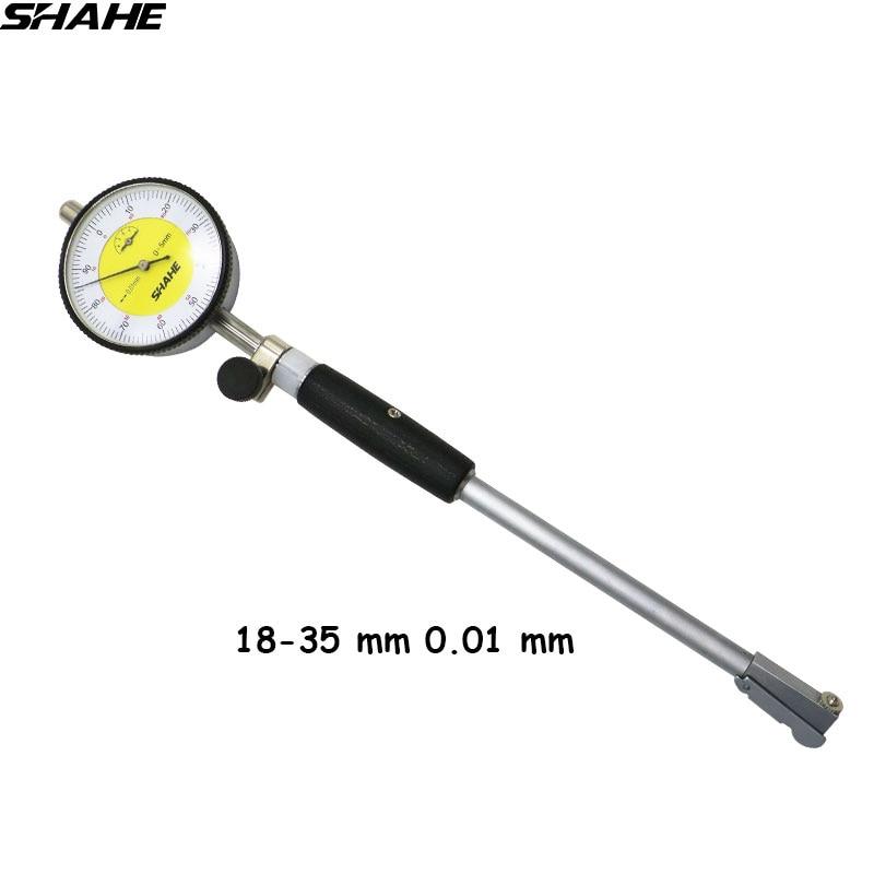 18-35 mm High Accuracy Dial Bore Gauge Hole Diameter Measuring gauge bore gauge indicator measuring instrument цена
