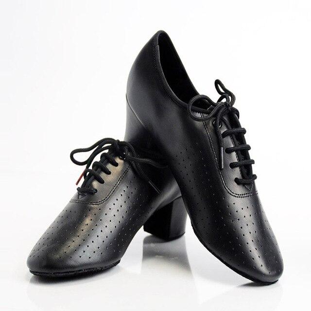 Ballroom latin dance shoes Teachers women Latin shoes BD t1-b Leopard print Sports shoes 100% Genuine Leather 8 color HEEL 4.5