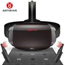 Original ANTVR Cyclop 5.5 Dual OLED 2K Virtual Reality VR Glasses Controllers Positioning Carpet Fidelity headset For PC