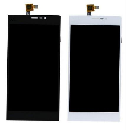 For Qmobile Noir Z8 assembly touch scree