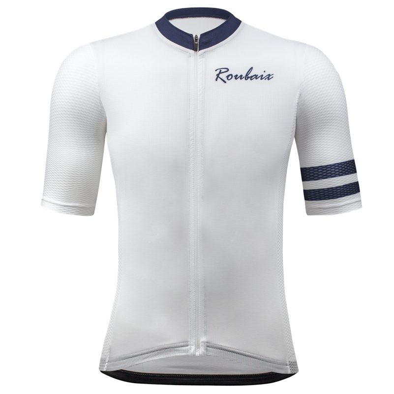 Roubaix Maillot Lumie 2019 Pro team racing cycling kits roupa ciclismo hombres Summer short sleeve jersey cycling apparel