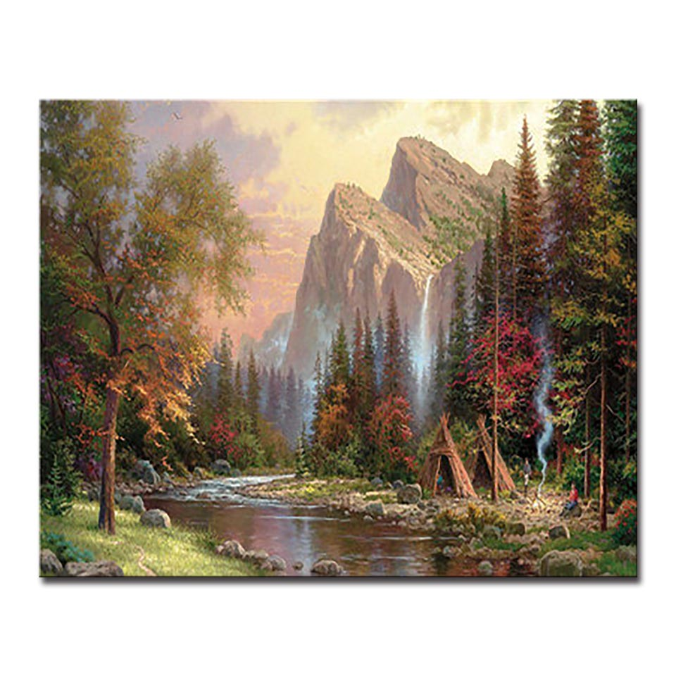 Forest Tree Landscape