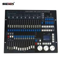 1024 Каналы DMX512 DMX Управление Лер консоли диско DJ оборудование освещение DMX консолей профессиональные фонари этап Управление оборудования