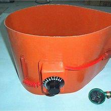 220 В 860 мм* 200 мм Кремниевая лента барабанный нагреватель масла биодизеля пластиковая Металлическая бочка