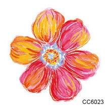 Mini Body Art waterproof temporary tattoos for wodesign flash tattoo sticker wholesale CC6023