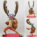18 cm Anime de One Piece Tony Tony Chopper Figuras de Anime de Una Pieza Figura de Acción DEL PVC Colección Figuras Juguetes Brinquedos T51