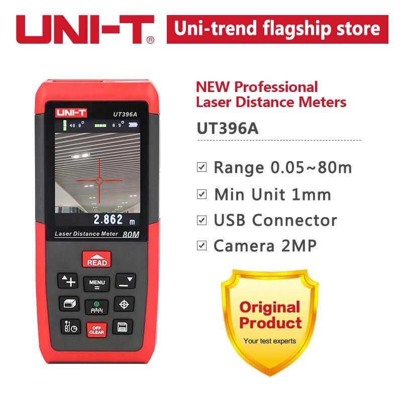 UNI-T UT396A Professzionális lézer távolságmérők Lofting Teszt - Mérőműszerek - Fénykép 6